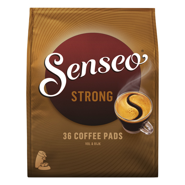 Douwe Egberts Senseo Strong Coffee Pods